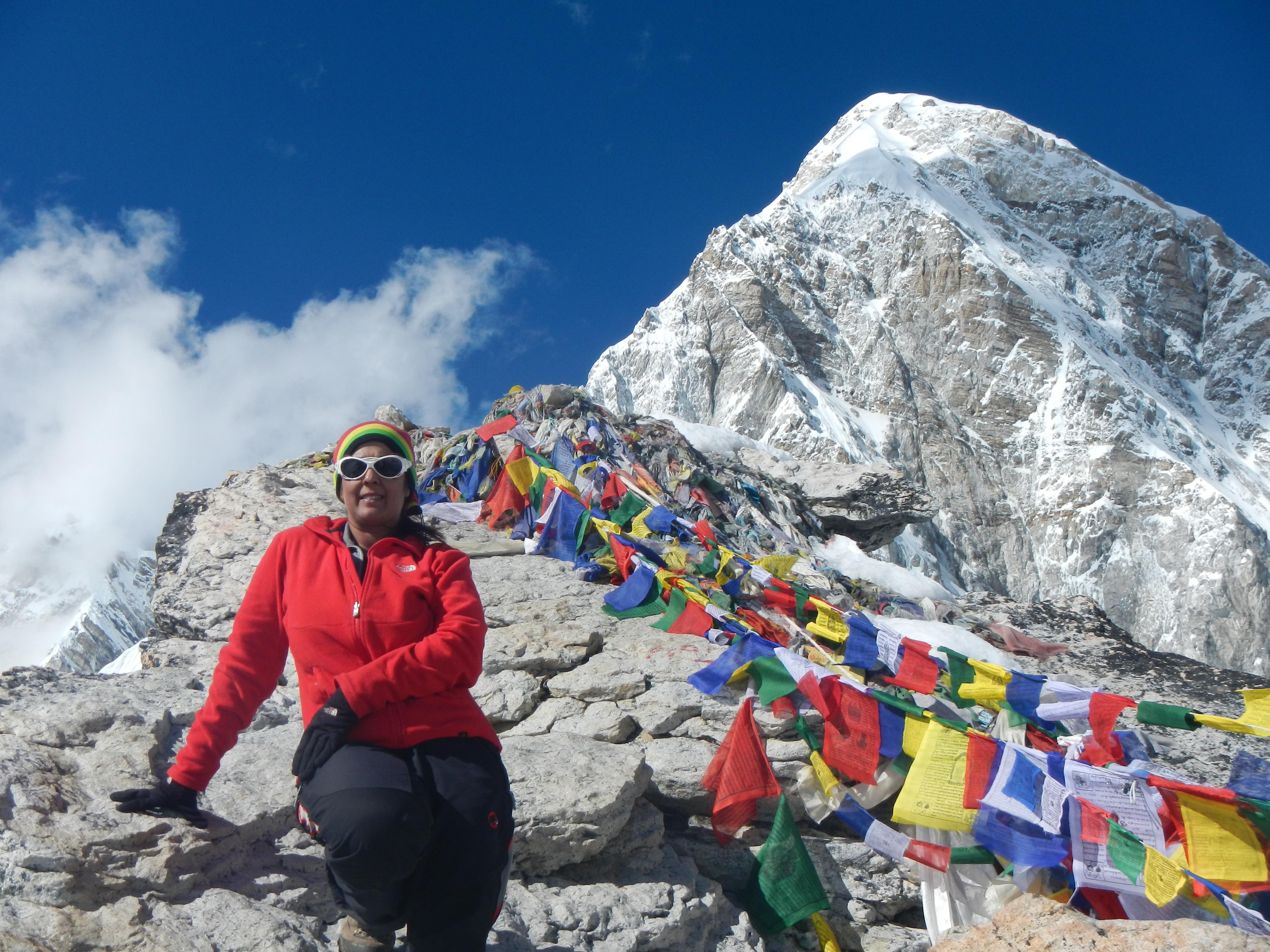 Everest Base Camp (Kala Patthar) 17,600 ft
